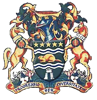 Coat of arms of Surrey