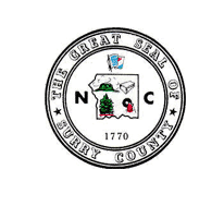 Seal of Surry County, North Carolina
