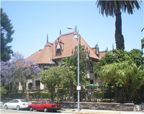 Susana Machado Bernard House and Barn