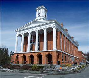Susquehanna County Courthouse Complex