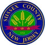 Seal of Sussex County, New Jersey