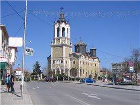 Church of the Holy Trinity (1867) designed by Kolyo Ficheto