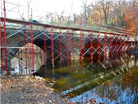 Swamp Creek Road Bridge