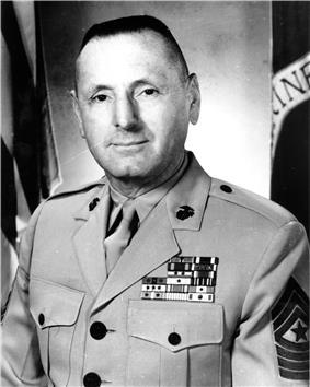 black & white photograph of Herbert J. Sweet