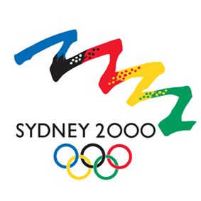 The official logo used for the 2000 Summer Olympics bid.