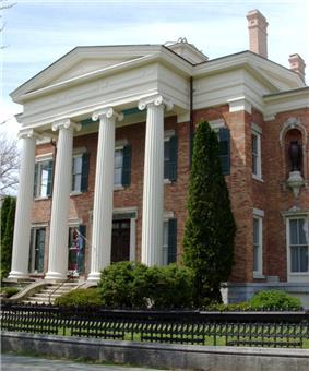 Dr. Sylvester Willard Mansion