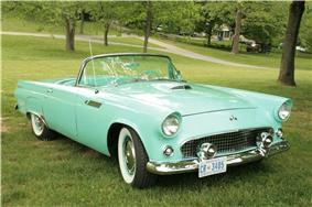 1956 Thunderbird.