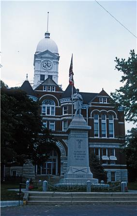 Taylor County Courthouse