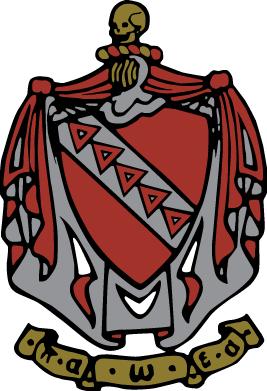 The official coat of arms of Tau Kappa Epsilon