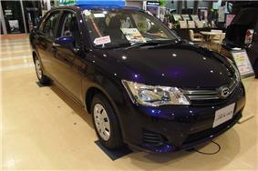 Eleventh generation Toyota Corolla.