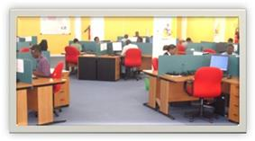 TTCL Customer Care, Call Center in Extelecoms House, Dar Es Salaam
