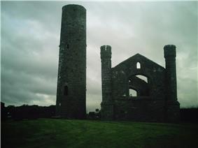 Photo of Taghadoe Irish Round Tower County Kildare, Ireland