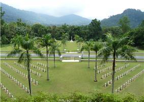Taiping War Cemetery