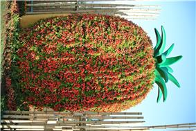 Ugly-ass pineapple