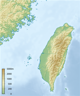 History of Taiwan is located in Taiwan