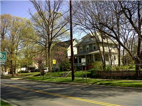 Takoma Park Historic District