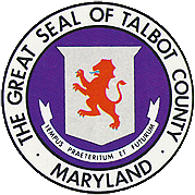 Seal of Talbot County, Maryland