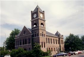 Tallahatchie County Second District Courthouse