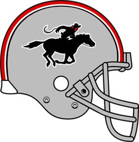 Tampa Bay Bandits helmet