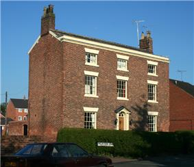 Tannery House, 165 Welsh Row