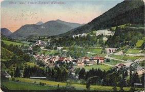 1915 Postcard of Tarvis