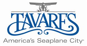 Official logo of Tavares, Florida