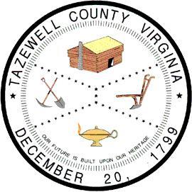 Seal of Tazewell County, Virginia