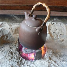 Taiwanese tea kettle