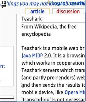 Teashark