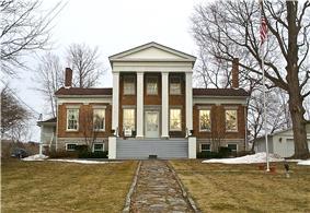 Tefft-Steadman House