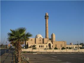 Hassan Bek Mosque, Tel Aviv-Jaffa