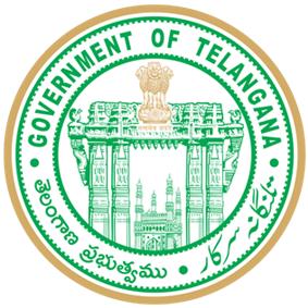 Official logo of Telangana