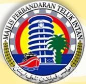 Official seal of Teluk Intan Municipal Council