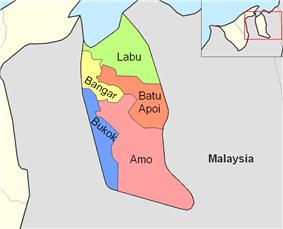 Mukim location