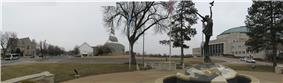 Temple Lot, Independence, Missouri