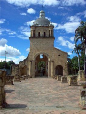 Historic Temple of Cúcuta.
