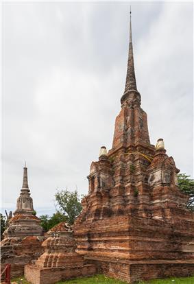 Templo Yanasen, Ayutthaya, Tailandia, 2013-08-23, DD 02.jpg