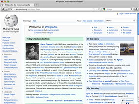 Screenshot of TenFourFox 12