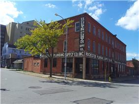 Teoronto Block Historic District
