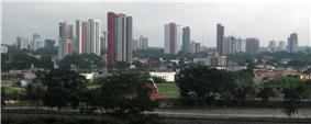 Teresina skyline