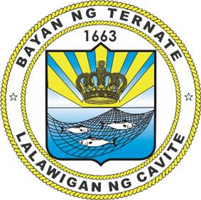Official seal of Ternate