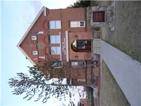 Territorial Court House, Fort Macleod