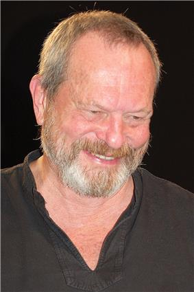 Gilliam at the 36th Deauville American Films Festival