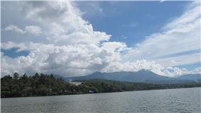 Lake Tes, Lebong, Bengkulu Province