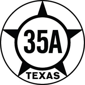 Historic SH 35A