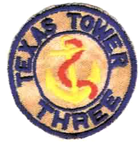 Patch for Texas Tower 3