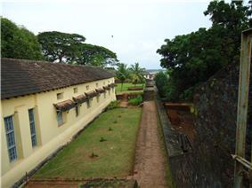 Thalassery Fort Wall.JPG