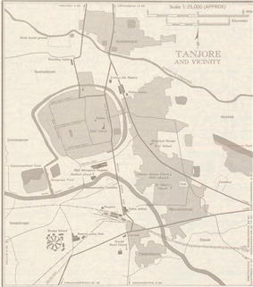 image of the old city map