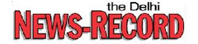 The Delhi News-Record