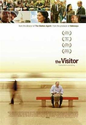 The Visitor theatrical release poster